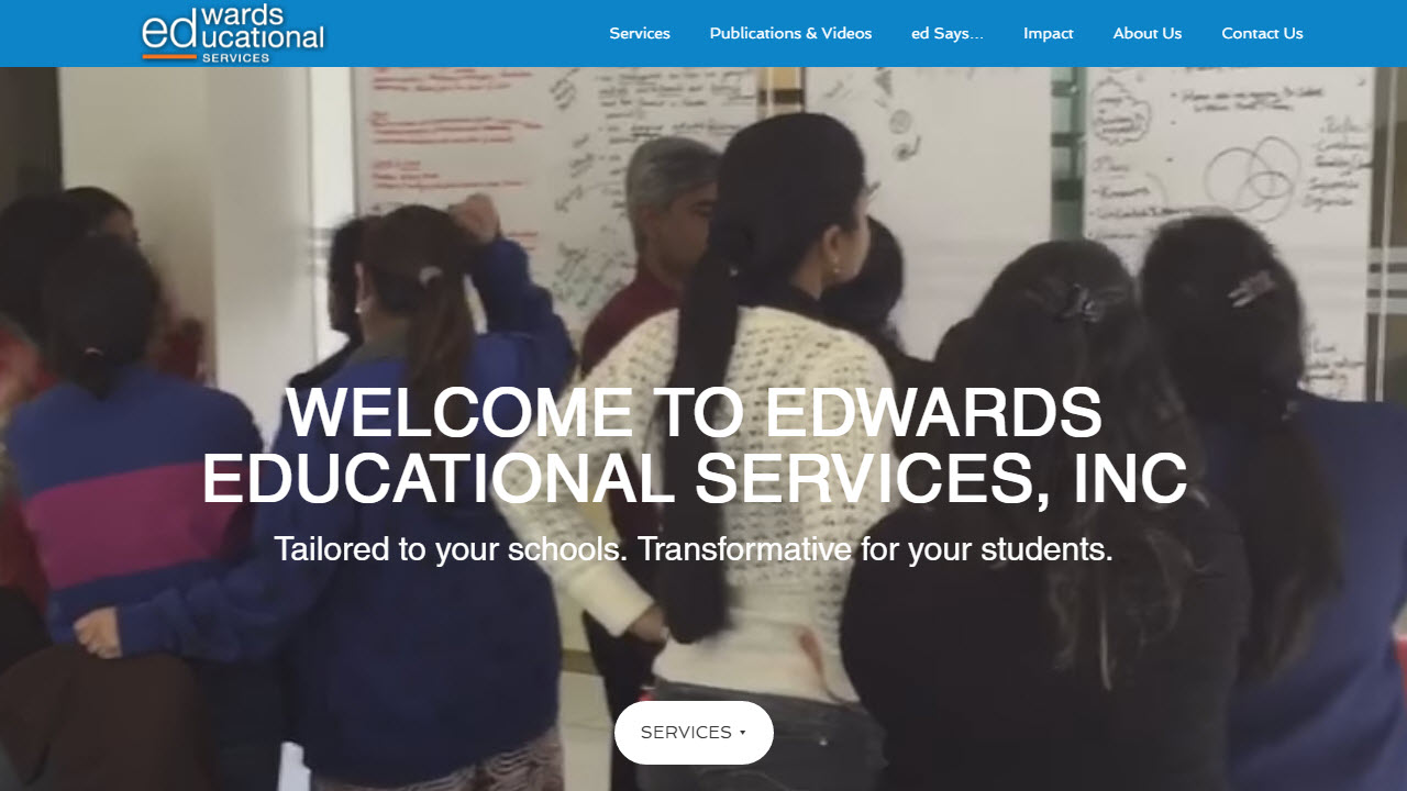 edwards education home page